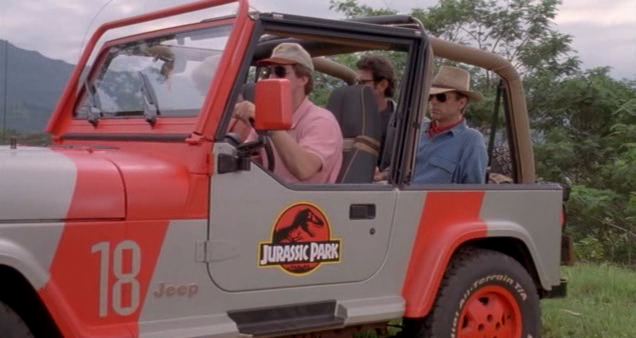 bfd9f773d7 How One Superfan Built His Own  Jurassic Park  Explorer From Scratch ...