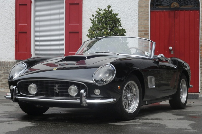 1965 ferrari california